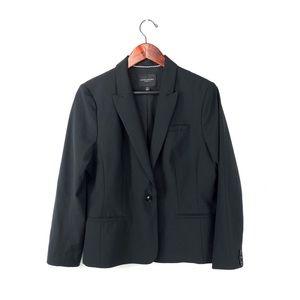 Banana republic blazer jacket classic fit wool 14